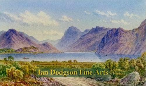 In the Lakes, Ennerdale by William Taylor Longmire