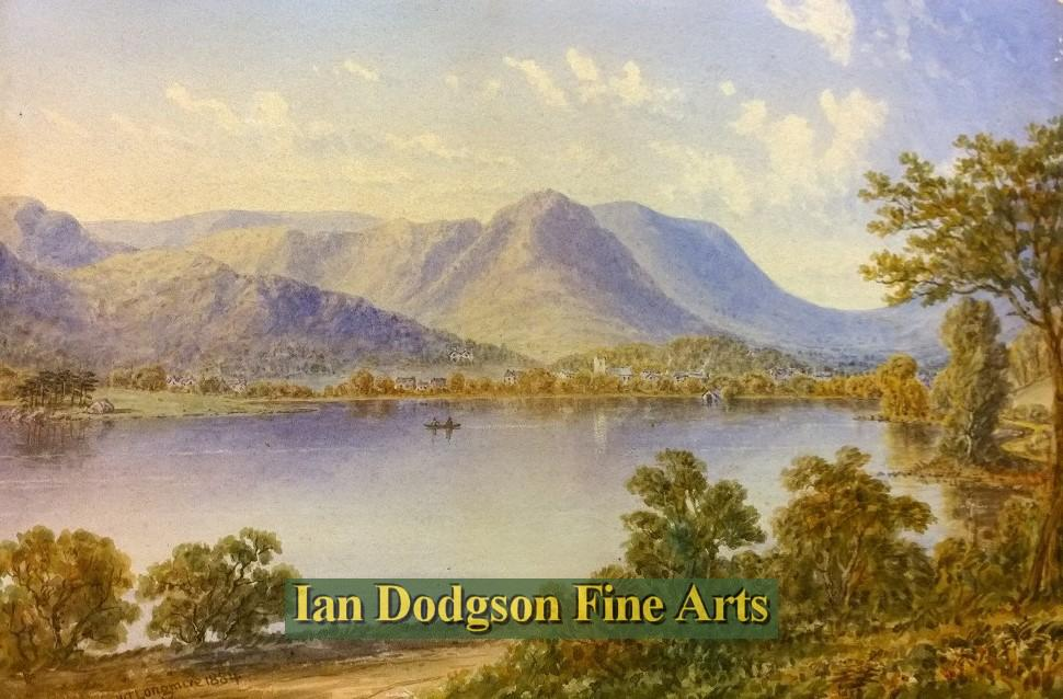 Grasmere from the East Side by William Taylor Longmire