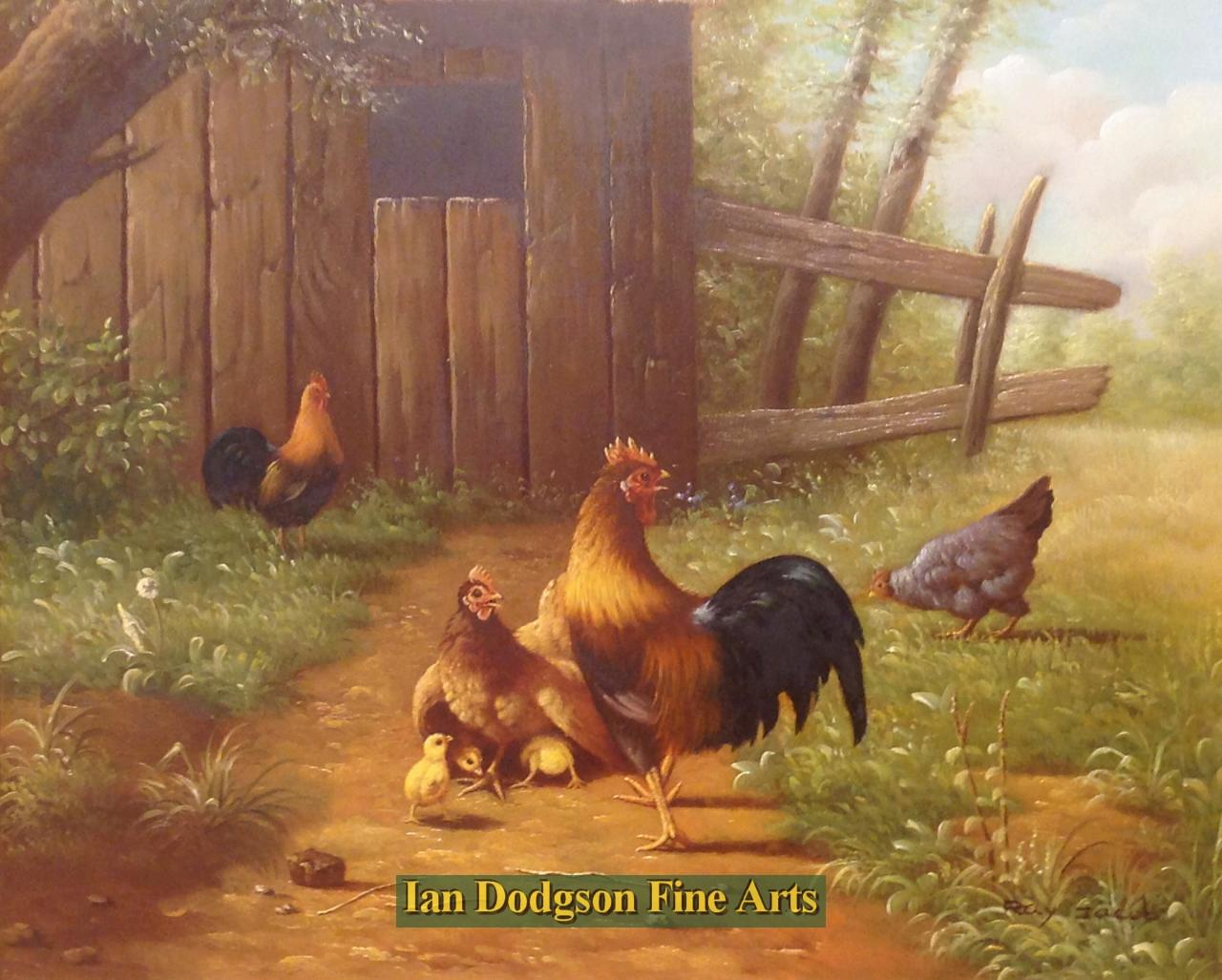 Ray Jacob - Chickens
