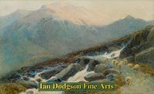 Snowdonia, The Slabs and Devils Kitchen by James Jackson Curnock